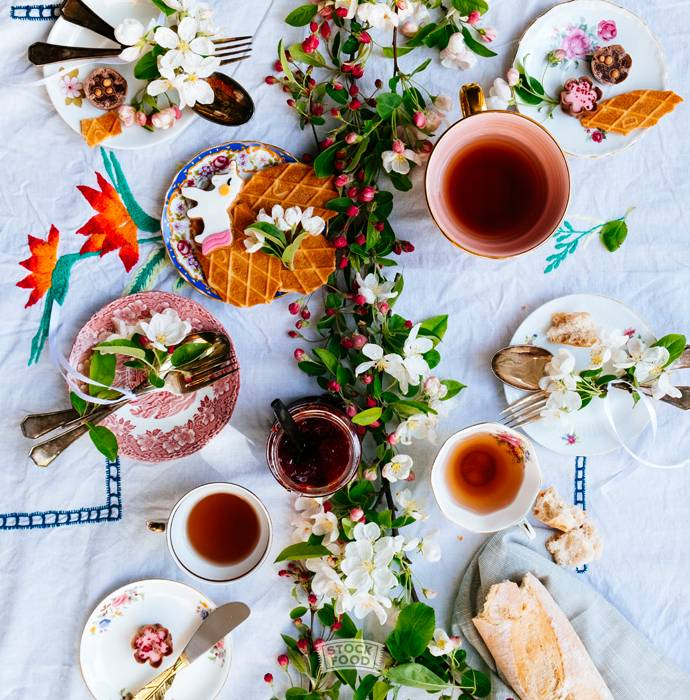 Easter Menu Modern Ideas For Brunch Dinner And Coffee Table Image Professionals Blog