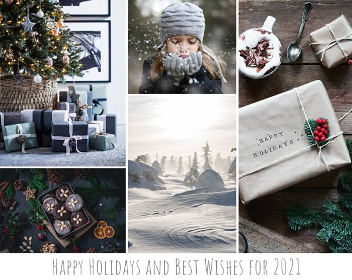 Image Professionals: Happy Holidays and Best Wishes for 2021