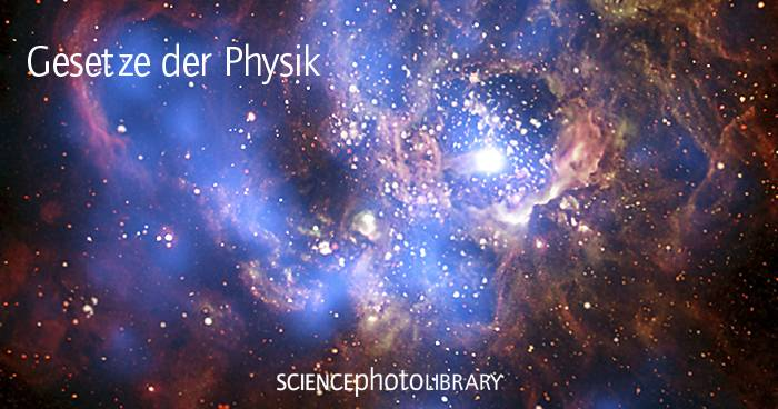 Die Gesetze der Physik