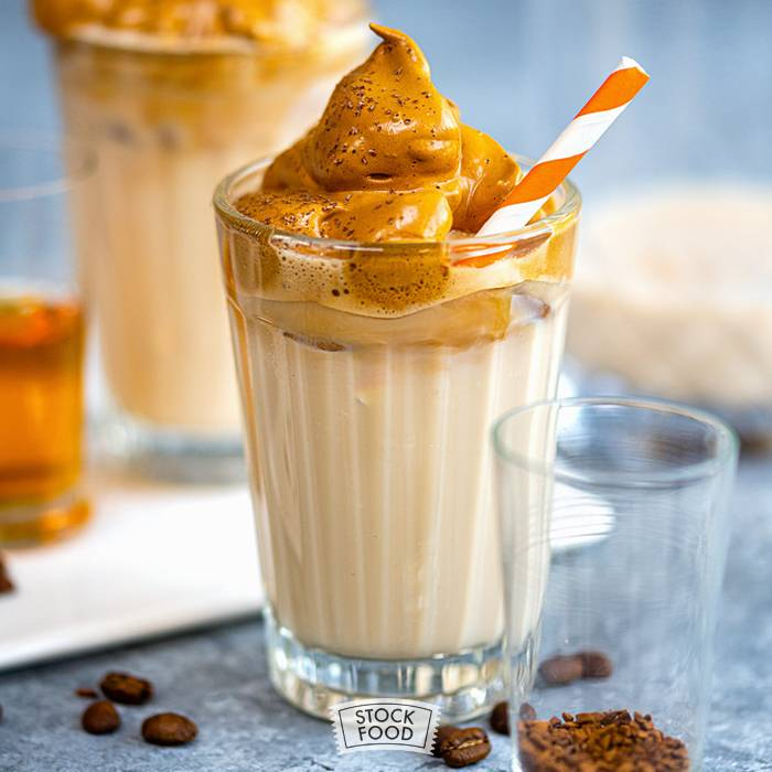 Dalgona Coffee – der Kaffeetrend 2020