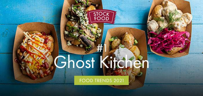 Food Trends 2021: #1 Ghost Kitchen