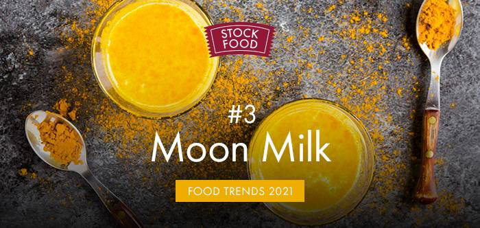 Food Trends 2021: #3 Moon Milk