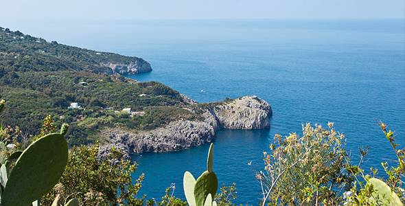 New Travel Destination in April: Capri