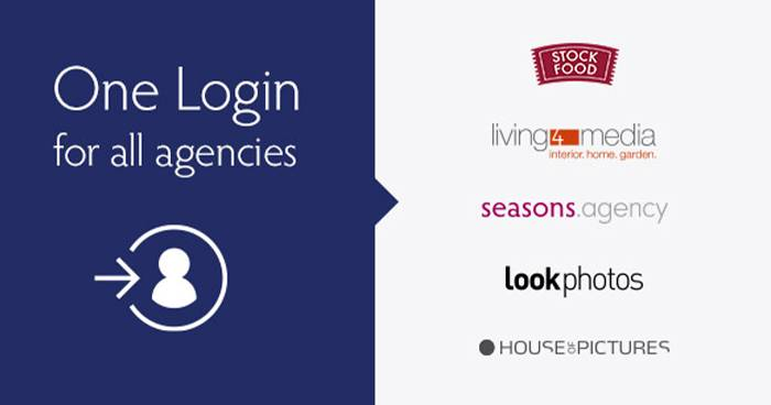 one login for all agency websites